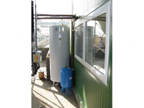 smart heat water heater