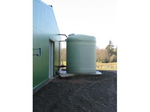 20000 litre water storage